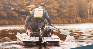 Gagnez Un bateau de pêche Pelican Bass Raider
