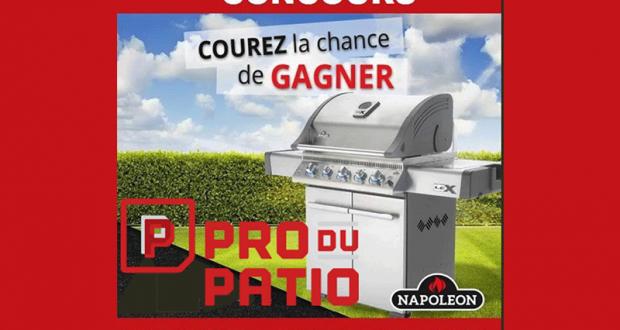 Gagnez un BBQ Napoleon Prestige Série 500 (Valeur de 1800 $)