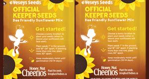 Obtenez gratuitement un paquet de graines de tournesol