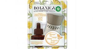 Trousse de départ d'huiles parfumées Botanica Air Wick à 1.97$