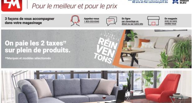 Circulaire Brault & Martineau du 22 avril au 20 mai 2021