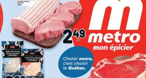 Circulaire Metro du 22 avril au 28 avril 2021