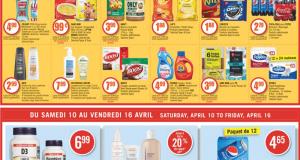 Circulaire Pharmaprix du 10 avril au 16 avril 2021