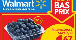 Circulaire Walmart du 15 avril au 21 avril 2021