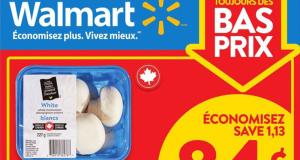 Circulaire Walmart du 22 avril au 28 avril 2021