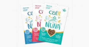 Friandises pour chat Catit Nuna à tester gratuitement