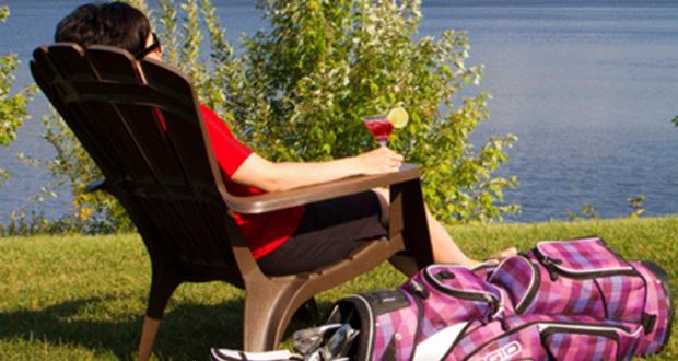 Gagnez un forfait golf pour 2 personnes au Manoir du lac William