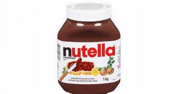 Tartinade aux noisettes Nutella à 1$