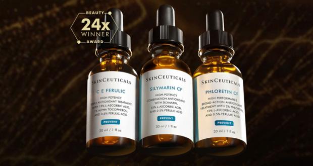 Échantillons gratuits des soins de visage SkinCeuticals