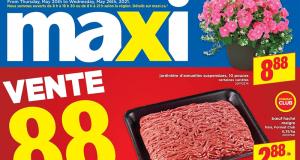 Circulaire Maxi du 10 juin au 16 juin 2021