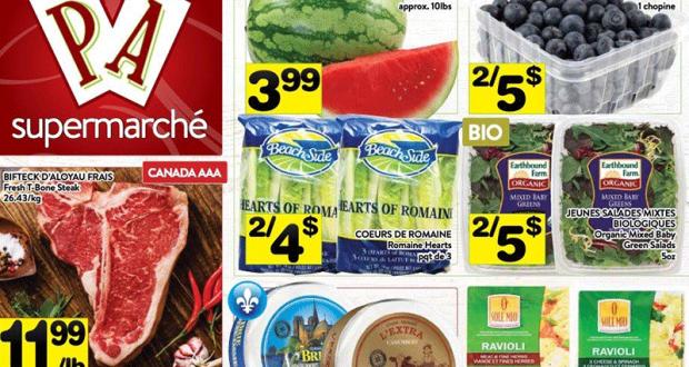 Circulaire Supermarché PA du 10 mai au 16 mai 2021