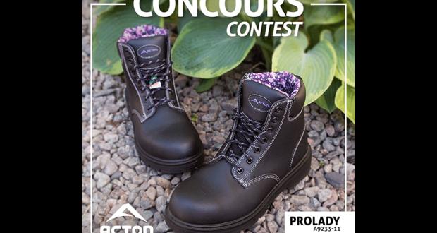 Gagnez 2 paires de bottes pour femme Acton Prolady