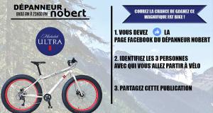 Gagnez un VTT Fat Bike