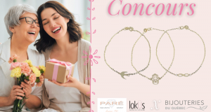 Gagnez un bracelet en or 10k de la collection LokÜs