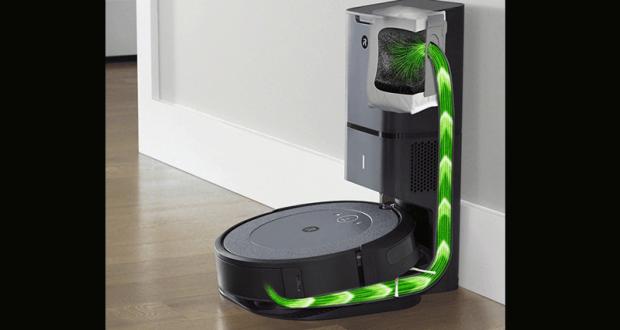 Gagnez un robot aspirateur iRobot Roomba