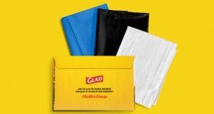 Recevez gratuitement par la poste un kit de nettoyage GLAD