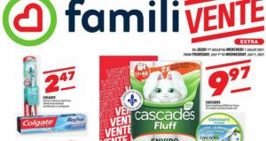 Circulaire Familiprix du 1 juillet au 7 juillet 2021
