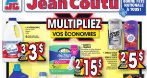 Circulaire Jean Coutu du 24 juin au 30 juin 2021