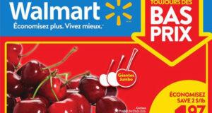 Circulaire Walmart du 1 juillet au 7 juillet 2021