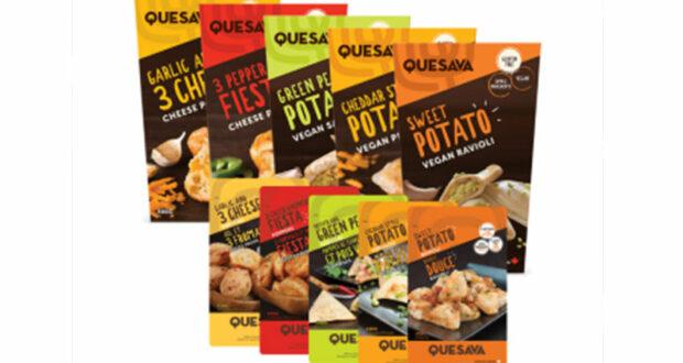 Testez les Petits Fours Quesava à base de fromages ou vegan