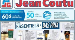 Circulaire Jean Coutu du 15 juillet au 21 juillet 2021
