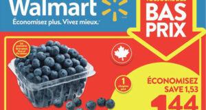 Circulaire Walmart du 22 juillet au 28 juillet 2021