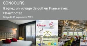 Gagnez Un voyage pour deux en France (Valeur de 6200 $)