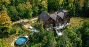 Gagnez un séjour en famille au chalet du Domaine de la Rivière Perdue