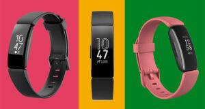 Gagnez une montre intelligente Fitbit Inspire 2