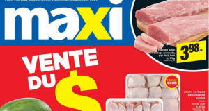 Circulaire Maxi du 12 août au 18 août 2021