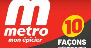 Circulaire Metro du 26 août au 1 septembre 2021