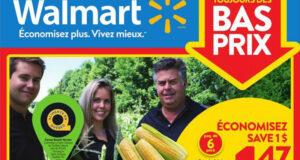 Circulaire Walmart du 12 août au 18 août 2021