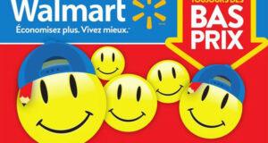 Circulaire Walmart du 19 août au 25 août 2021