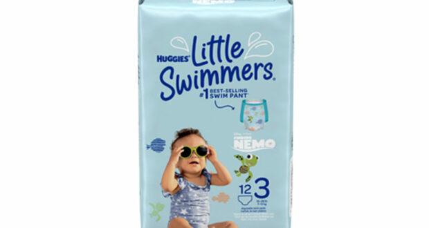 Coupon de 2$ à l'achat d'1 paquet de Huggies Little Swimmers
