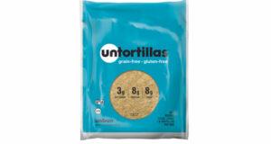 Testez gratuitement les tortillas cétogènes Unbun