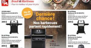 Circulaire Brault & Martineau du 3 septembre au 15 octobre 2021