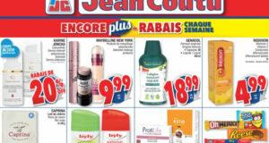 Circulaire Jean Coutu du 2 septembre au 8 septembre 2021
