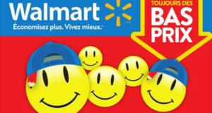 Circulaire Walmart du 2 septembre au 8 septembre 2021