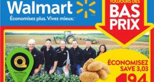Circulaire Walmart du 23 septembre au 29 septembre 2021