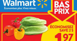 Circulaire Walmart du 30 septembre au 6 octobre 2021