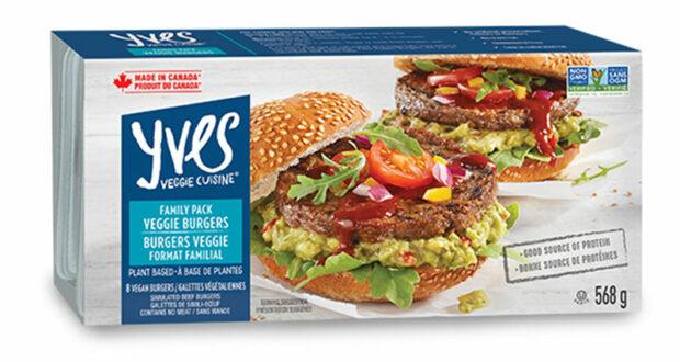 Coupon de 1$ sur 1 produit Yves Veggie Cuisine au choix