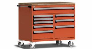 Gagnez 5 coffres à outils de Kubota (Valeur de 3800 $ chacun)