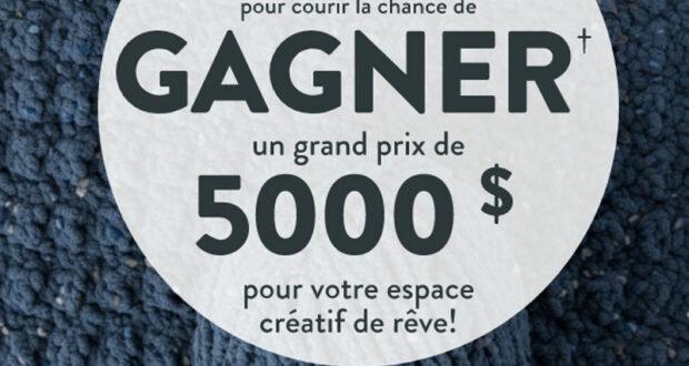 Gagnez 5000 $ CASH