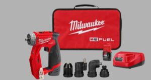 Gagnez des outils Milwaukee chaque semaine