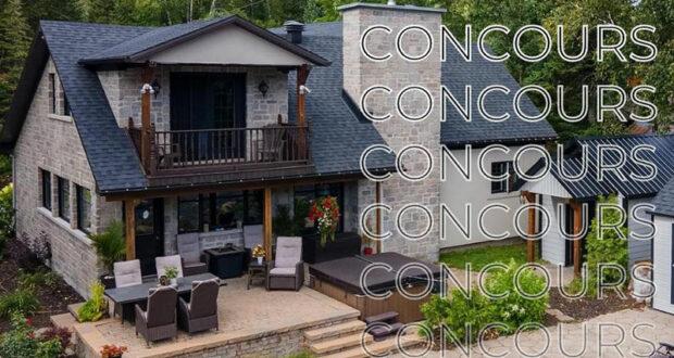 Gagnez un séjour de luxe au domaine Le Riverain (Valeur de 1400 $)