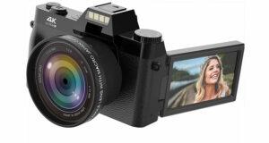 Gagnez une caméra numérique 4K