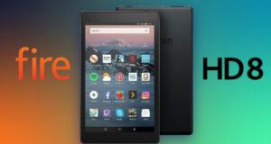 Gagnez une tablette Amazon Fire HD 8