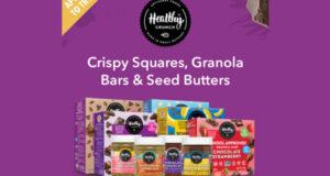 Testez gratuitement les produits Healthy Crunch