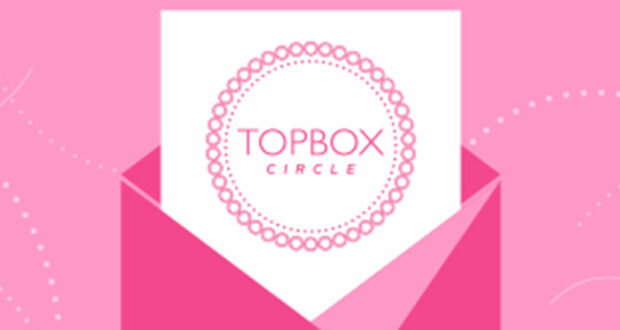 Topbox Circle : Testez des produits soins
