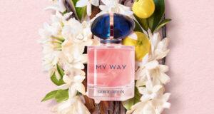 Échantillons gratuits de l'eau de parfum My Way de Giorgio Armani